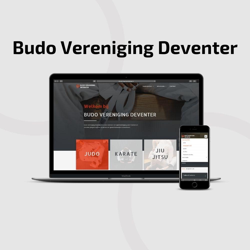 Budo Vereniging Deventer