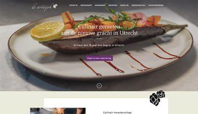 De Artisjok by Hageman Webdesign 1