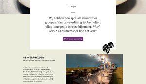 De Artisjok by Hageman Webdesign
