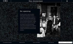Mos Amsterdam Hageman Webdesign 1