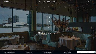 Mos Amsterdam Hageman Webdesign
